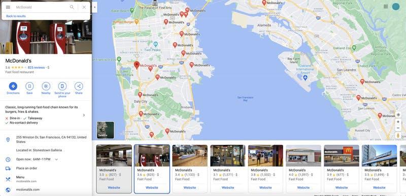 Googleマップ 地名 登録できない