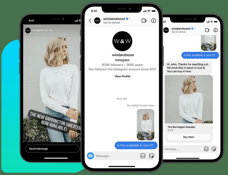 Messenger API