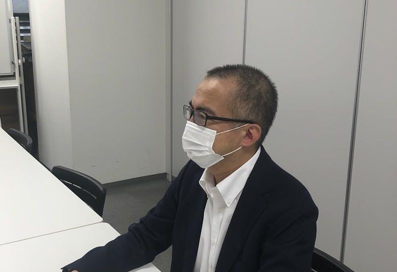 ▲株式会社 ホテル京阪 セールス&マーケティング統括部 マーケティング担当 中村延史さん
