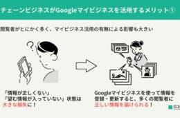 【中編】チェーン店におけるGoogleマイビジネスのメリット・デメリットを把握しよう【業種別Googleマイビジネス対策講座 vol.1】